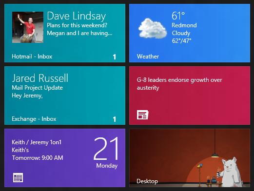 windows 8 mail - 8
