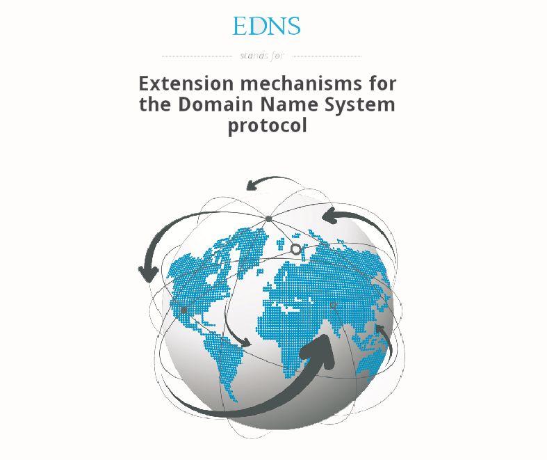 2月1日起部份公共DNS測試其EDNS符合性功能 恐造成部份網站連線不正常