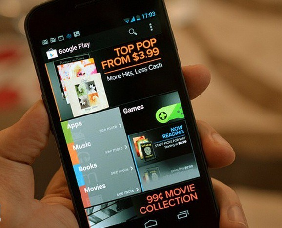Google Play (商店 Play) 下載量突破250億次